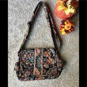 Vera Bradley Kensington Shoulder Bag.